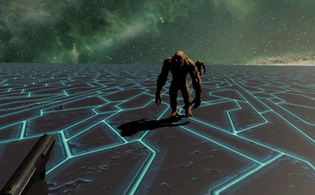 Unity制作虚拟现实(VR)游戏的常用插件